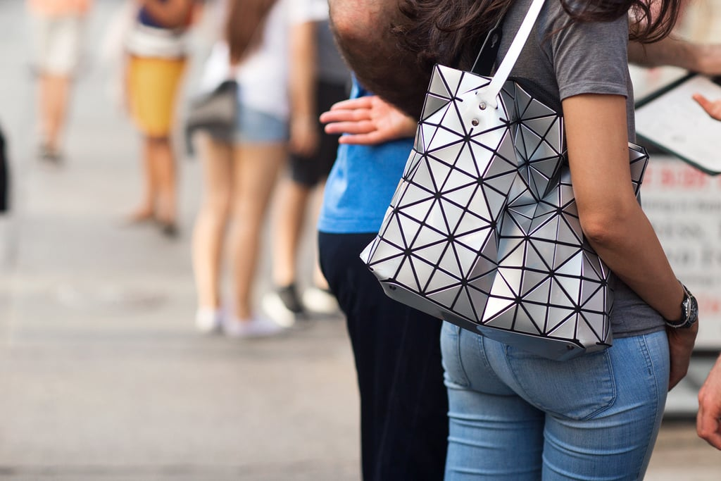 When you're on the go, grab a structured tote for a stylish piece that feels high-fashion but still makes a great carryall.