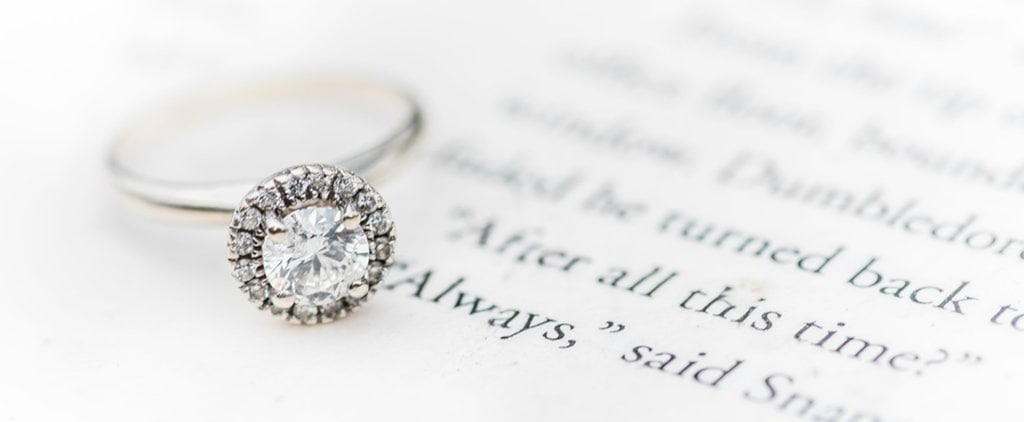 The Story Behind This Engagement Is Just as Sweet as the Couple's Dreamy Shoot
