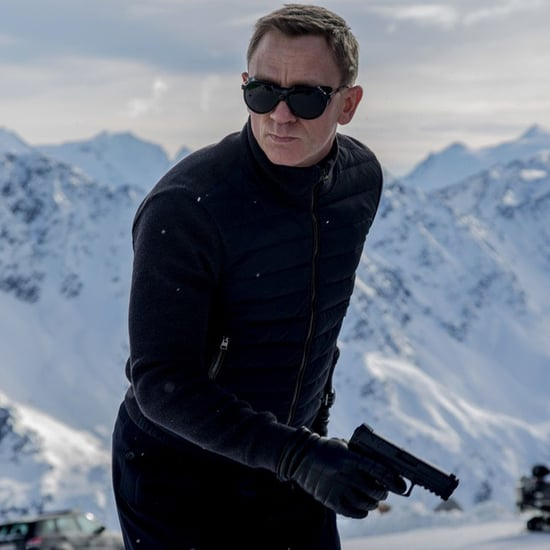 Here's Your First Snowy Look at Daniel Craig in Spectre