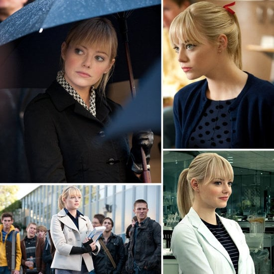 Incidentally, Emma Stone's Amazing Spider-Man wardrobe is perfect for Fall. Get inspired.