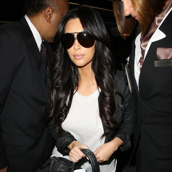 Kim Kardashian Pictures After Divorce Announcement