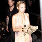 Who Wouldn't Want to Look Like Nicole Richie in This Dress?!