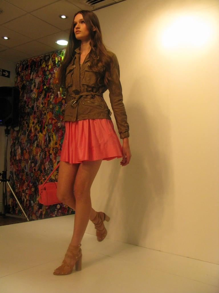 London Fashion Week: Mulberry Spring 2009