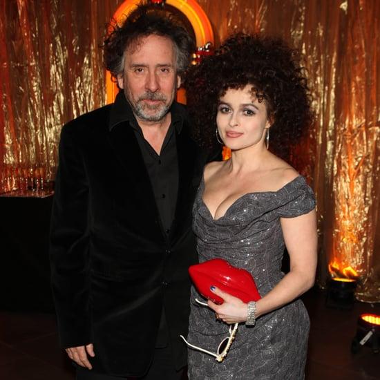 Celebrity News: Tim Burton and Helena Bonham Carter Split