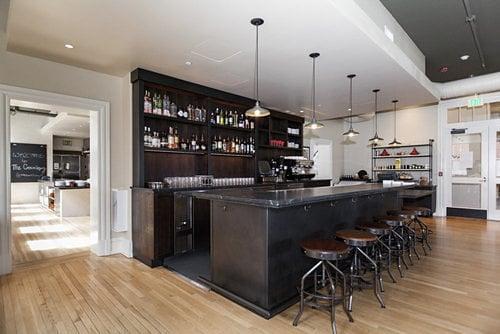 Inside The Commisary, Traci Des Jardins' SF Restaurant