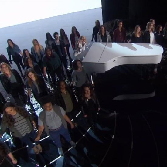 Lady Gaga Oscars Performance Honors Rape Survivors