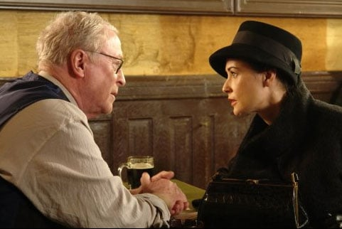 Movie Preview: Demi Moore and Michael Caine in Flawless