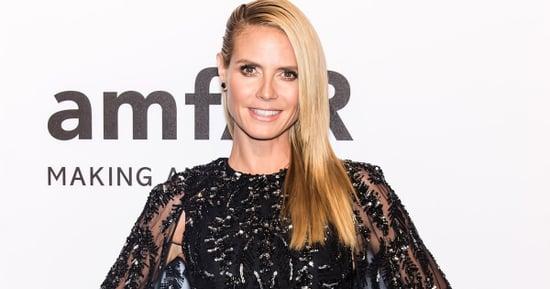 Heidi Klum Spills 'America's Got Talent' (And Beauty) Secrets