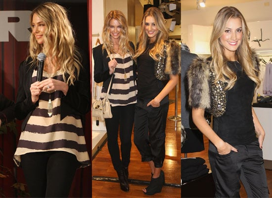 Jennifer Hawkins and Celebrities Launch for New Brands The Row by Mary-Kate and Ashley Olsen, Catherine Malandrino at Myer