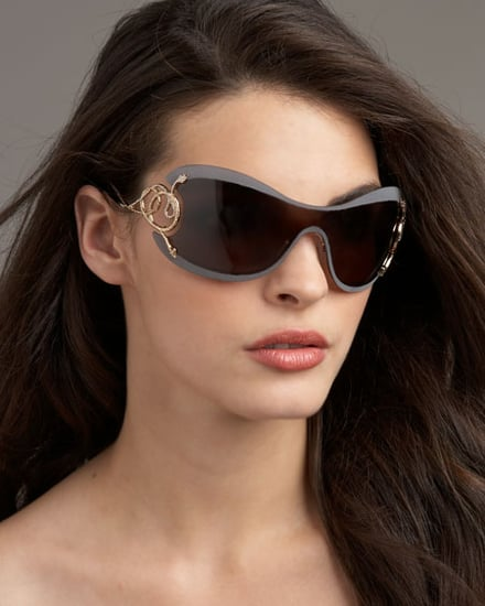 Roberto Cavalli Serpent Shield Sunglasses: Love It or Hate It?