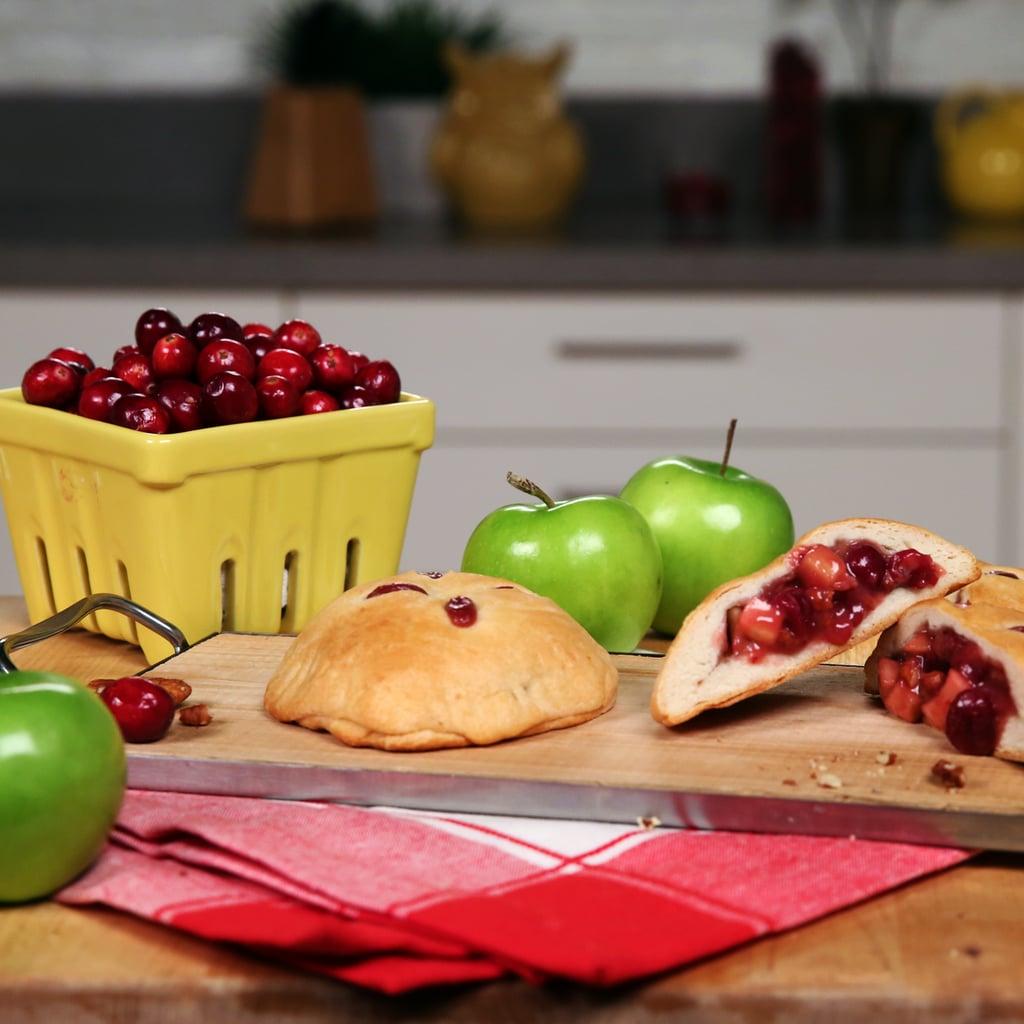 Apple-Cranberry Biscuit Pies