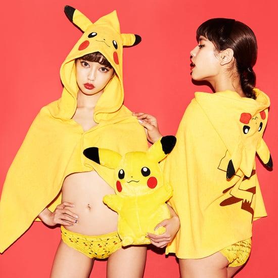 Pokémon Lingerie