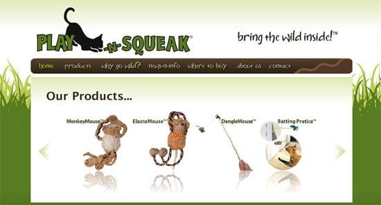 New Product Alert: Play-n-Squeak!