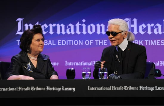 "Karl Lagerfeld — ""People Think I'm On an Ego Trip But I'm Not"""