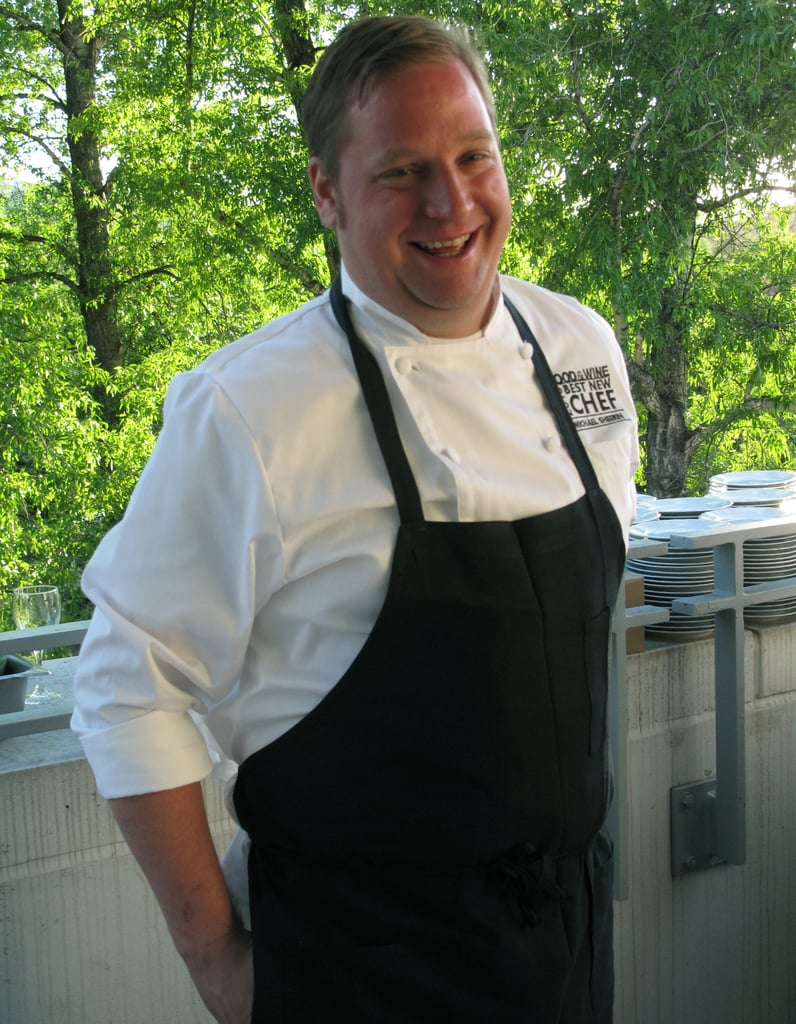 The Best New Chef: Michael Sheerin