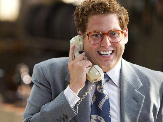 Jonah Hill Says He Had to Be Hospitalized for Doing Too Much Fake Cocaine on the Set of The Wolf of Wall Street