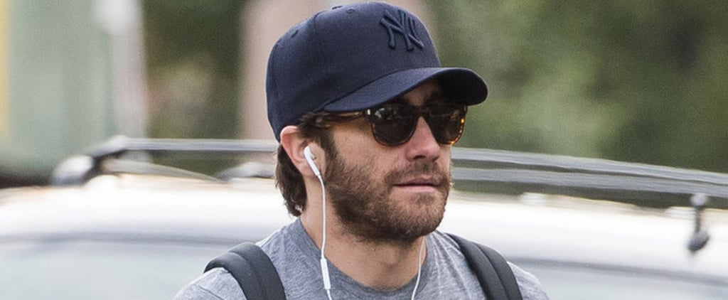 Jake Gyllenhaal Takes a Gleeful Jaunt Through NYC, and It's Making Us Really Happy