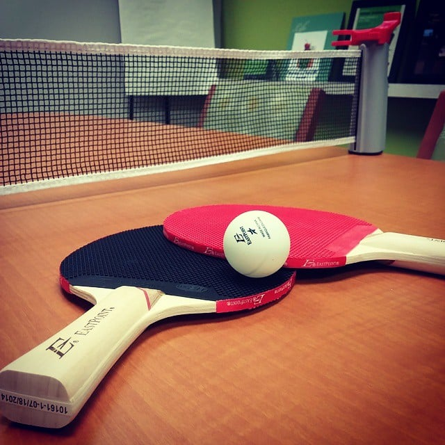 Have a Ping-Pong Match