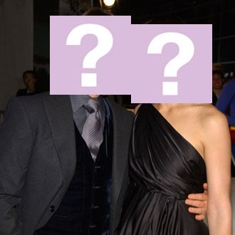 Guess the Affectionate Celebrity Couples!