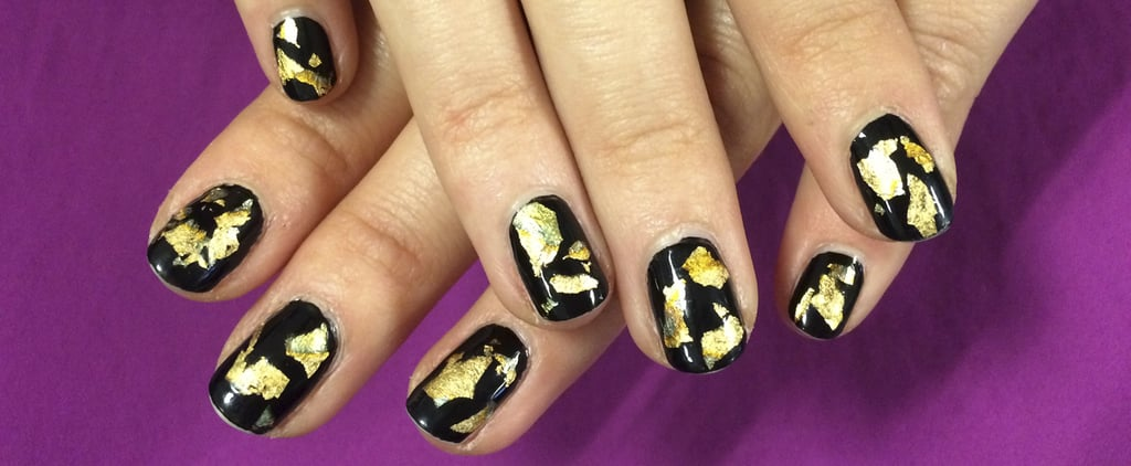 You'll Be Shocked by How Easy This New Year's Eve Manicure Is