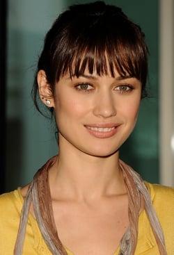 Photo of InStyle's Latest Style Crush Bond Girl Olga Kurylenko.