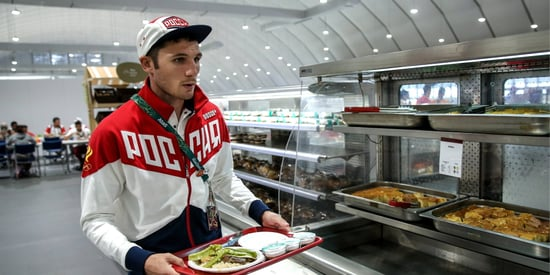 Celebrity Chefs Turn Leftovers At Olympics Into 5,000 Meals A Day For Poor