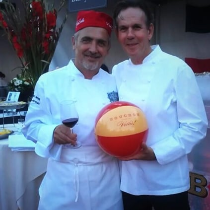 Chefs at the LA Food & Wine Festival   Pictures