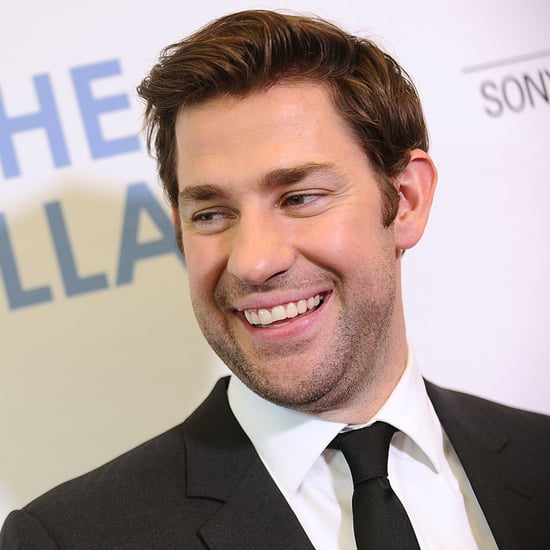 John Krasinski Talks About Emily Blunt and Daughters 2016