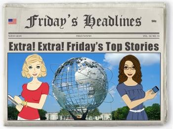Top News Stories 2008-06-13 06:55:45
