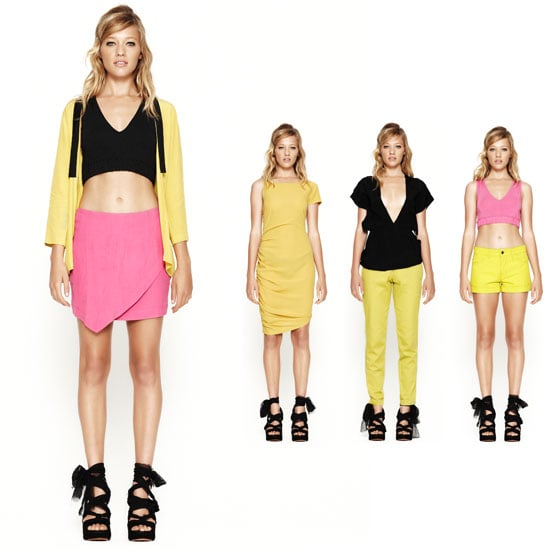 First Look: See May The Label's Spring 2012 Look Book, Starring Zippora Seven!