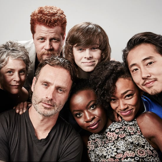 Pictures of The Walking Dead Cast on Instagram