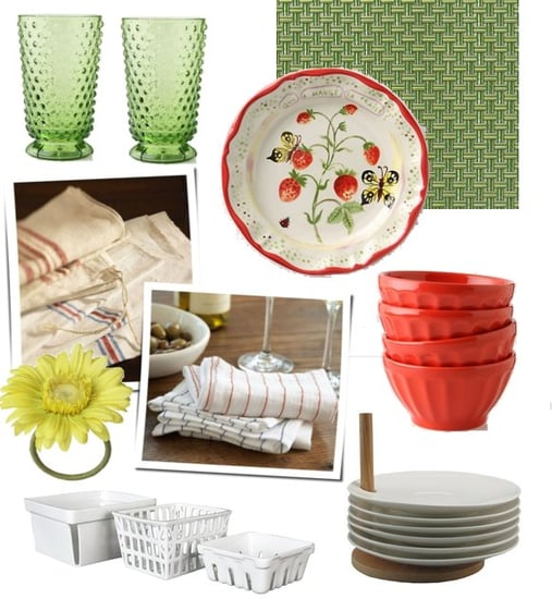 Spring Dinner Party Decor Ideas