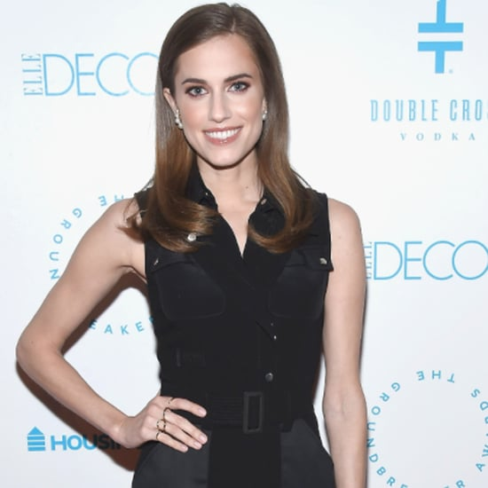 Allison Williams Honeymoon Photo