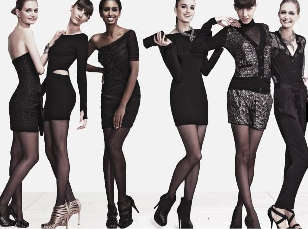 This holiday, wear trousers and shorts along with your minidresses and skirts.