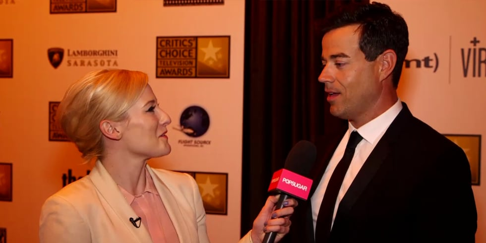 "Carson Daly on Adam Levine's ""In That Moment"" Outburst and The Voice's ""Organic"" Success"