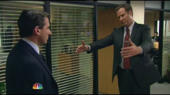Will Ferrell Promo for The Office