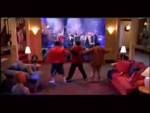 "(Just For Fun, Here's that ""Slam Dunk (Da Funk)"" Dance Scene)"