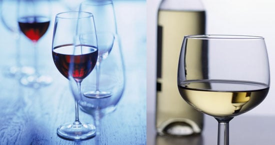 Would You Rather Drink Red or White Wine?