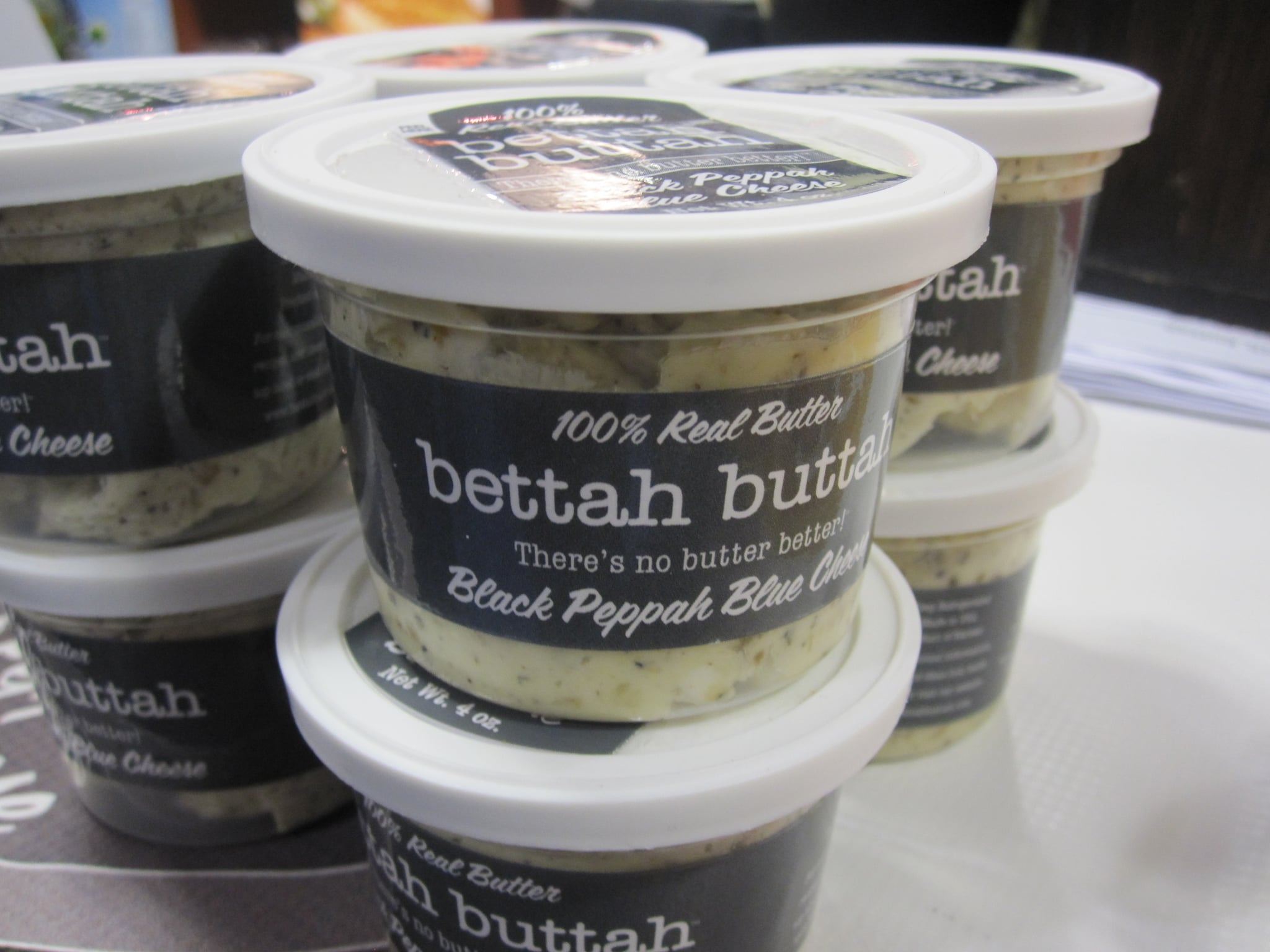 Black Pepper Blue Cheese Butter