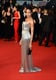 Naomie Harris looked stunning in a silver frock at the Cannes Film Festival Opening Ceremony.