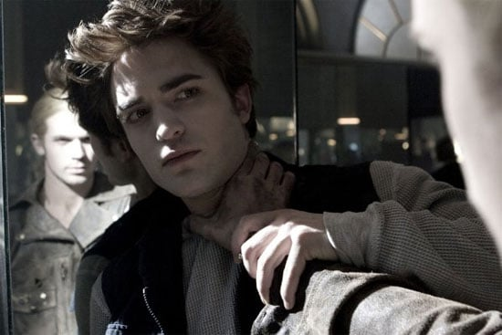 Interview with Robert Pattinson of Twilight