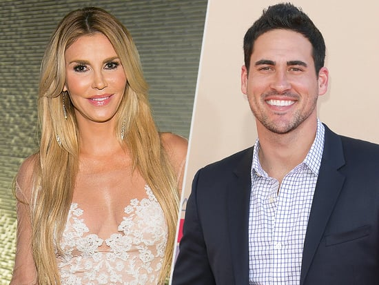 Why Are RHOBH's Brandi Glanville and The Bachelorette's Josh Murray Talking About a Threesome?
