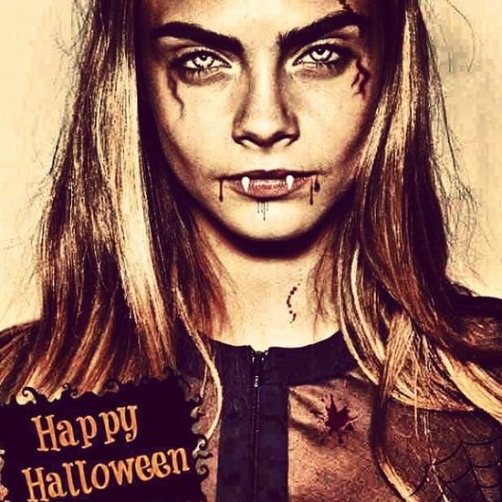 Model Halloween Costumes