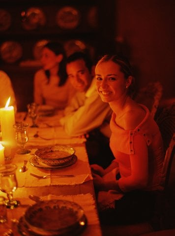 Would You Eat in the Dark?