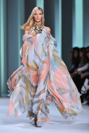 Spring 2011 Paris Fashion Week: Elie Saab