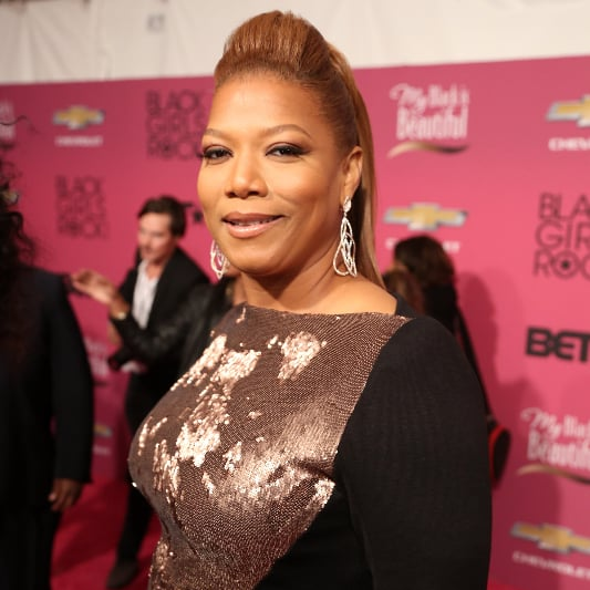 Celebrity Hair and Beauty at Black Girls Rock 2013