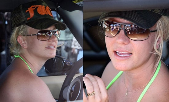 Are Britney's Partying Habits Dying Hard?