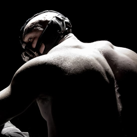 Tom Hardy as Bane in The Dark Knight Rises Picture