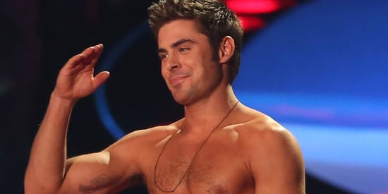 Zac Efron Will Go Full Frontal For An Academy Award