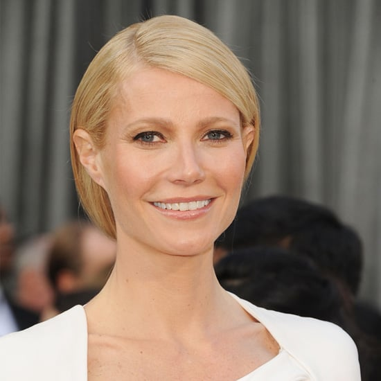 Gwyneth Paltrow From the Front